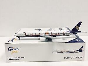 Gemini Jets 1:400 Thai Airways BOEING 777-300 HS-TKF GJTHA1891
