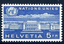 SVIZZERA 1960 - PALAZZO DELL'O.N.U.   NUOVO **