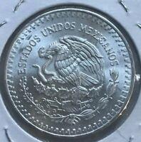 1982 Mexico Libertad Onza Silver Uncirculated 1 Oz Silver Round