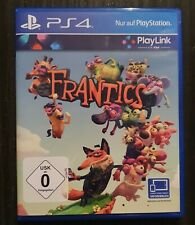 Frantics (Sony PlayStation 4, 2018)