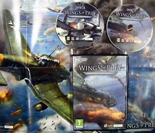 WINGS OF PREY Collector's Edition PC - Version Anglaise / English version