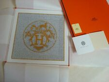 "New Authentic Hermes  Porcelain   Plate ""Mosaique Au 24"""