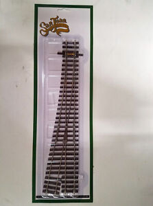 SAN JUAN On3 RIGHT HAND #6 CODE 100 TURNOUT SWITCH Model Railroad Track SJC5008