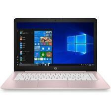 HP Stream 14 Laptop Intel Celeron N4000 4GB RAM 32GB eMMC Rose Pink