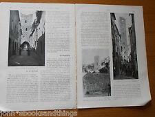 1926 NOLI STORIA IGNORATA DI UNA REPUBBLICA MARINARA LIGURIA ANTICA