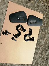 bmw e46 325ti m-sport compact upper rear seat mounting brackets