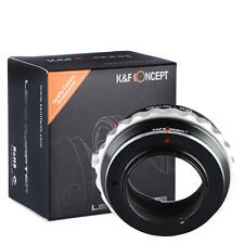 K&F Concept adapter for Nikon G mount lens to Micro 4/3 M4/3 Mount Adapter G3