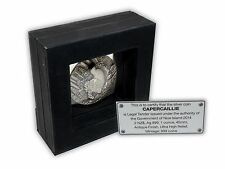 Niue $2, 1 oz. Silver Coin, 2014, Swiss Wildlife, Capercaillie, Queen Elizabeth