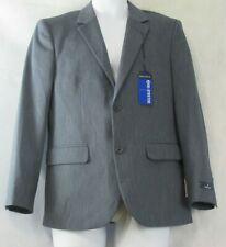 Nautica Men's Modern-Fit Active Bi-Stretch Suit Jacket, Blue, 36S / 36 Short