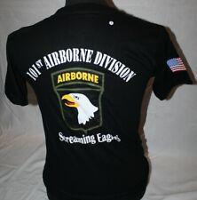 Tee-shirt 101ème airborne ,6 juin ,paratrooper,parachutiste américain ,DDAY