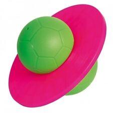 Moonhopper grün pink Belastbar bis 70kg Balance Gymnastik Funsport Motorik Sport