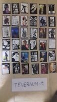 Figurine Panini DIABOLIK set completo 36 CARDS
