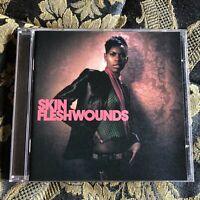 SKIN (Skunk Anansie) FLASHWOUNDS cd album 11 tracks
