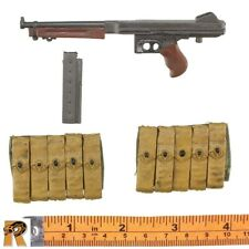 101st Pathfinder - Thompson  Machine Gun Set - 1/6 Scale - 21 Toys Action Figure