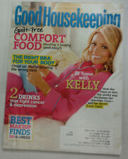 Good Housekeeping Magazine Kelly Ripa & Comfort Food VG Cond March 2012 051915R