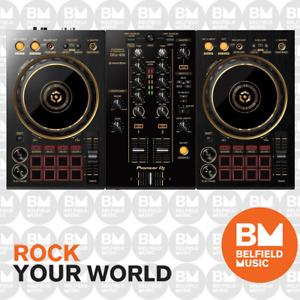 Pioneer DDJ400 GOLD DJ Controller Portable 2-Ch for Rekordbox DDJ-400 LIMITED ED