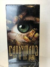 VHS Candy Man 3 Day Of The Dead NEW SEALED