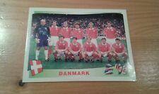 N°276 TEAM EQUIPE ELFTAL # DANMARK PANINI EURO 96 ORIGINAL 1996