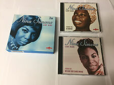 Simone Nina - Lady Blue MY BABY JUST CARES FOR YOU IN CONCERT  CD NR MINT
