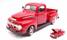 Ford F1 Pick Up 1951 Red 1:18 Model 19847R WELLY