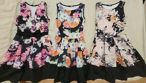 Ladies Summer Dress Bundle ( 7 x Quiz dresses) Size 8 - 10