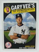 2019 Topps Series 2 Gary Vee's Top Entrepreneurs in Baseball You Pick from List