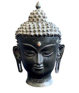 Buddha Bust ~ Thai Bronze Head