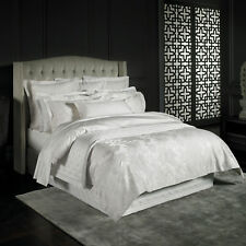 """BNWT SHERIDAN  """"Ariadne""""  Etched Floral Queen Quilt Cover In Bone - $279.95"""