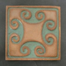 Geometric Tile Batchelder Vintage California