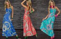 Abito Lungo Vestito Donna SPICY Vestitino 4196-B070 Tg S/L e XL/XXL  **