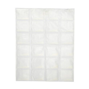 SMELLEZE Urine Super Absorbent & Solidifier Pad: 10 feet x 18 inches