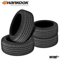 4 X New Hankook OPTIMO H725 235/55R18 99T Standard Touring All-Season Tire