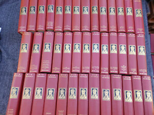 JEAN DE BONNOT  VICTOR HUGO OEUVRES COMPLETES 40 VOLUMES