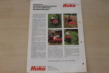 163308) Hako Hakotrac PROSPEKT 197?