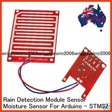Rain Detection Module Moisture Sensor For Arduino Raspberry PI STM32  BRAND NEW