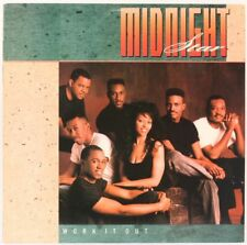 Midnight Star - Work It Out - New LP