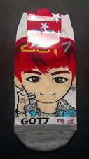 **GOT7_jyp_ got7_ Mark SOCKS 1 pair_KOREA K POP GOODS