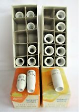 New Listinglot Of 17 New Airco Heliweld Tig Nozzles 2304 0070 0071 Amp 0074