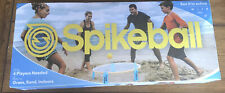 Spikeball Standard 3 Ball Kit -Backyard, Beach, Park, Indoors. Blue/white Set!