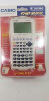 Casio FX-9750G Plus Power Graphing Calculator See Description New