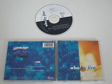 ETERNITY HOP/WHO BY FIRE(KING SIZE KS 0042) CD ALBUM