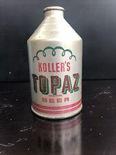 Koller's Topaz, Chicago