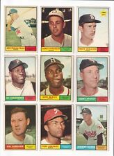 ***1961 Topps #74 Joe Pignatano BV$3! No creases, Slightly soft corners***