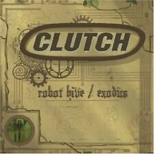 CLUTCH - Robot Hive/ Exodus  [Re-Release CD+DVD]