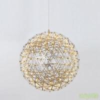 LED Round Pendant Lamp Chandelier Suspension Hanging Light Ceiling lighting