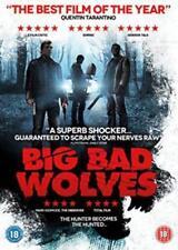 Big bad wolves DVD NOUVEAU DVD (mtd5895)