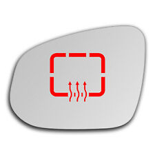 Links Fahrerseite Spiegelglas Beheizbar für Toyota 4Runner 2010 - 2019