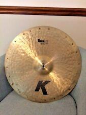 "Zildjian K Dark Medium 22"" Ride Cymbal"
