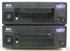 2 x Avid MediaDrive rs146/320 LVD - 2 x external HDD 146GB SCSI U320 10K RPM