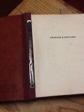 Profiles & Sketches of Samuel & Elizabeth Milbank Family - Robert Milbank - 1985